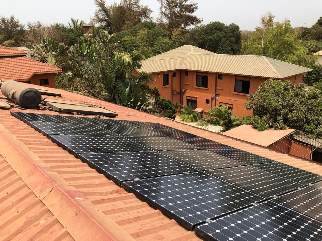 Solar Lease - Ngala Lodge Gambia